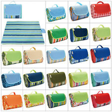 22 Type Foldable Waterproof Picnic Blanket Mat Rug Outdoor Summer Beach Camping