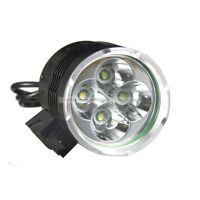 CREE XM-L XML T6 4 LED  Bike Bicycle MTB Front Light Headlamp with Fitting