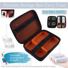 Portable Travel Storage Box Carry Case Bag for 2017 Nintendo SNES Mini Console