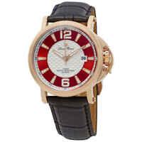 Lucien Piccard Triomf Red Men's Watch LP-40018-RG-05-SC