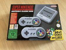 Super Nintendo Classic Mini SNES wie neu und OVP