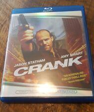Crank [Blu-ray] Jason Statham