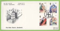 G.B. 1982 Br. Theatre set on Stewart Petty First Day Cover, London SE1