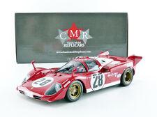 CMR Ferrari 512 S 24h Daytona 1970 Andretti/Merzario/Ickx #28 1/18 Scale New!