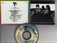 U2 The Joshue Tree 1987 CD CIDU2-6 RARE FIRST PRESSING NO BARCODE