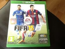 FIFA 15 Xbox One (en gran condición) con FIFA 15 Ultimate Team/Leyendas