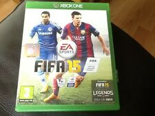 FIFA 15 Xbox One (in Super Zustand) mit FIFA 15 Ultimate Team/Legenden