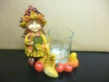 Yankee Candle Harvest Sunflower Baby Votive Candle Holder  NEW