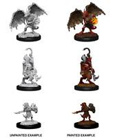 figurine HD mini wizkids JDR D&D pathfinder W12 Kobold Inventor Dragonshield