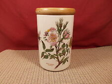 Portmeirion China Botanic Garden Storage Jar Dog Rose  7""