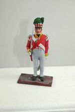 Distler Figurine Waterloo-Serie Debout en Étain Env. 9cm Avec Emballage (K34)