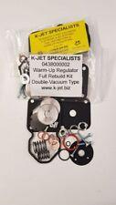 0438140068 WUR Double Vacuum Diaphragm Repair Kit