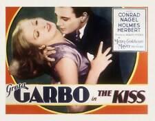 OLD MOVIE PHOTO The Kiss Lobby Card Greta Garbo Lew Ayres 1929