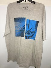 Mens HURLEY  Graphic T-Shirt Size XL