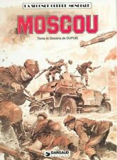 LA SECONDE GUERRE MONDIALE MOSCOU EDITION DARGAUD