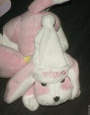 Vipo Babyspielzeug Hund rosa Zugspielzeug Plüschspielzeug Kinderwagen Motorik