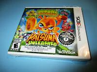 Moshi Monsters: Katsuma Unleashed Nintendo 3DS XL 2DS Game NEW Sealed