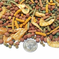 "GB-460 Aquatic Foods Sticks with a 1/8"" - 1/4"" Pellet Blend for ALL Tropicals"
