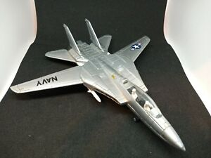 ERTL Force one Grumman F-14 Tomcat Model Fighter Jet