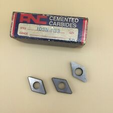 ANC IDSN 533 NEW CEMENTED CARBIDE INSERT 1PCS