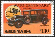 1930 STOEWER G14 Gigant MINT CAR STAMP (1986 Grenada)