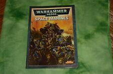 Great WARHAMMER 40K SPACE MARINES 40,0000 GAMES WORKSHOP BOOK 19
