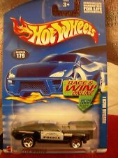 Hot Wheels Mustang Mach 1 #179 Bermudez County Police