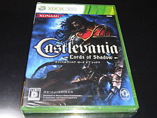Castlevania Lords of Shadow Microsoft Xbox360 Japan
