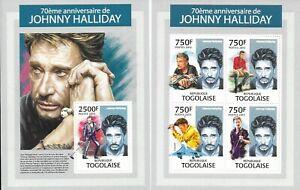 02° JOHNNY HALLIDAy ° 70. GEBURTSJAHR...