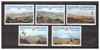 S10065) Vatican MNH 1999 Palestine 5v