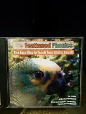 Feathered Phonics Teach & Train Your Bird Parrot to Talk - Best Selling!