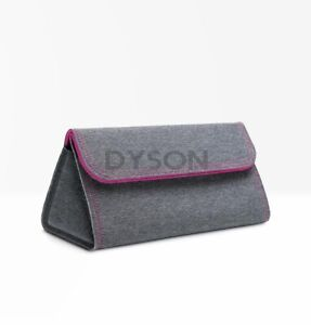 Dyson Supersonic Grey And Fuchsia Storage Bag, 969566-01
