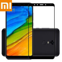 For Xiaomi Redmi 5 Plus 9H Full Screen Tempered Glass Film Protector Saver Guard