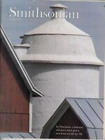 Smithsonian Magazine August 1989 Born Again Barns Silo  - 139 pages /f2
