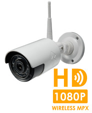 Lorex 1080p HD Weatherproof Wireless CCTV Security Camera LWU3720 SERIES LWU3724