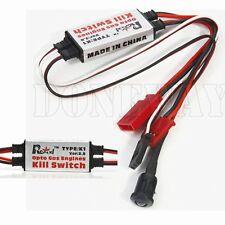 Rcexl Futaba Plug Opto Gas Engine Kill Switch for DLA DLE DA Ignition Cut Off