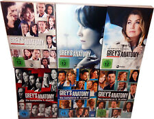 Greys Grey´s Anatomy - komplette Staffel/Season 7,8,9,10,11,12 [DVD] 36-Disc