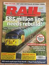 November Rail Monthly Transportation Magazines in English