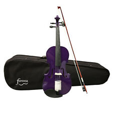 Forenza Uno Series 3/4 Size Purple Violin Outfit - Factory Seconds