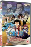 Nuevo one piece - The Movie - The Piratas And The Princesa Of The Desierto DVD
