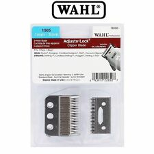 Wahl 3-Hole Adjusto Lock Blade for Designer 8355 Senior 8500 Clippers (1005)