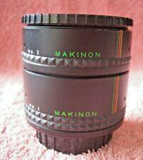Makinon 2x Lens Adapter Converter. Original Case - Sell for Charity