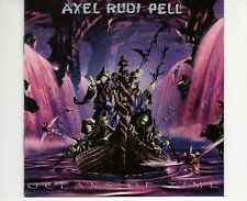 CD	AXEL RUDI PELL	oceans of time	GERMAN 1998 EX+  (A3778)