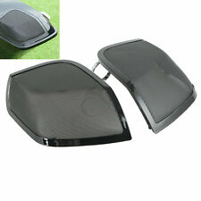 "5""x7"" Saddlebag Lid Speaker Grills For Harley Touring Road King Electra Glide"