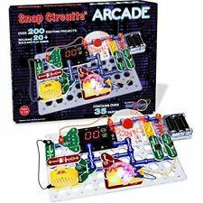 "New Snap Circuit'S ""Arcade�, Electronics Exploration Kit, Stem Multi-colored"