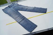CAMBIO Norah Slim long Damen Hose Jeans stretch stone wash Gr.34 blau TOP #27