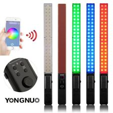 YONGNUO YN360 Handheld LED Video Light 3200k-5500k RGB Color 39.5CM ICE Stick UK