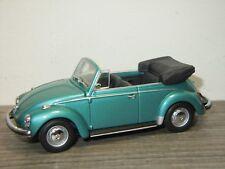 VW Volkswagen 1302 Beetle Kafer Kever Convertible - Minichamps 1:43 *34248
