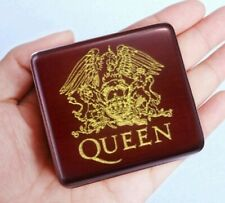 Red Beech Engrave QUEEN Music Box