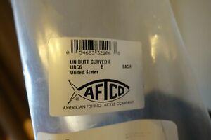 AFTCO Unibutt Size 6 Black